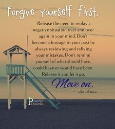 forgive yourself quotes Positive Quotes, Motivational Quotes, Inspirational Quotes, Spiritual Quotes, Lessons Learned, Life Lessons, Forgive Yourself Quotes, Les Brown Quotes, Quotes To Live By