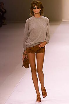 Spring 2001 Ready-to-Wear - Céline