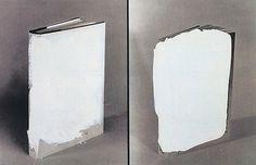 John Baldessari - two voided books