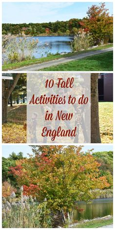 Thinking about visiting New England this fall? Check out these 10 Fall Outdoor Activities that are a MUST! AD #HealthySkinSolutions #NewEngland