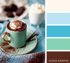 Alina Babina  coffee
