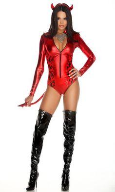 b035851374d Lucky Devil - Sexy Devil Costume