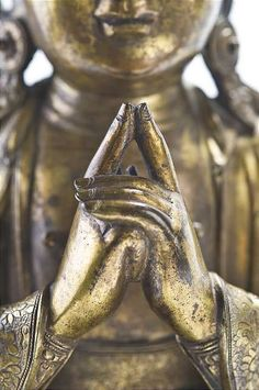 Take a look at the hand positions and the Mudras used. They mean everything.