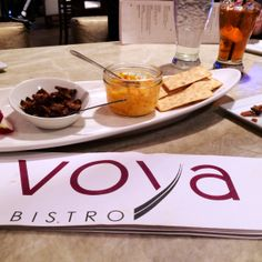 The Atlanta Airport Marriott's VOYA Bistro features several family recipes of our hotel staff, like Ms. Vernice's Pimento Cheese Dip.