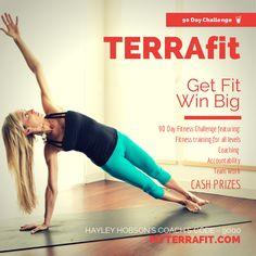 TERRAfit 90 day challenge - @hayleyhobson