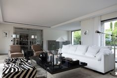 beautifull Ralph Lauren interior by www.collection-privee.com