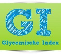 De glycemische index (GI)