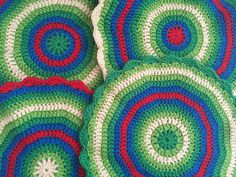 Cris's Crochet Mandalas for Marinke + Depression Makeup Tutorial Video
