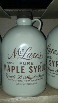 McLures Pure Maple Syrup 64 Oz 6 Pack Case >>> Check out this great product. (This is an affiliate link and I receive a commission for the sales)