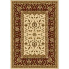 Rug & Home Orian Rugs-American Heirloom -1205-Machine Made
