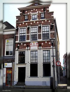 Het Vrouwenhuis (Women's House) in Zwolle is now a museum that can be visited by appointment.