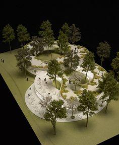 National Mall Design Competition – Washington Monument Grounds - Balmori Associates & Work Architecture Company