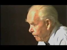"""John Bowlby Attachment and Loss"" - Dr. John Bowlby, founder of Attachment Theory, explains how the mother/father/child relationship forms the foundation for all intimate, complex relationships in our lives. This is a Lifespan Learning Institute video. Reactive Attachment Disorder, Attachment Theory, Developmental Psychology, Human Behavior, Human Services, Child Life, Adolescence, Social Work, Child Development"