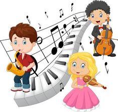 Illustration about Illustration of Little kids playing music with piano tone background. Illustration of girl, cello, piano - 60529570 Piano Music, Art Music, Adobe Illustrator, Kids Slide, Kids Background, Kids Vector, Art Drawings For Kids, Sick Kids, Music For Kids