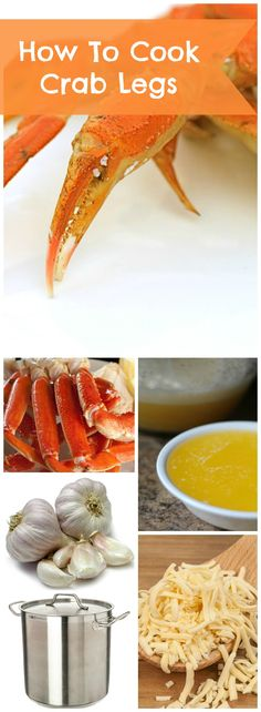 How To Cook Crab Legs #recipe Food Tips, Food Hacks, Cooking Tips, Cooking Recipes, Best Seafood Recipes, Fish Recipes, Chicken Recipes, Seafood Dishes, Fish And Seafood