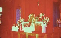 Mass at Holy Family Church, Hicksville, LI, NY