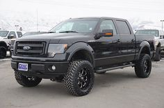 Ford: F-150 FX4 #ford