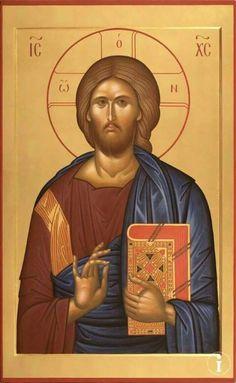 Mantuitorul Iisus Hristos.icon orthodox