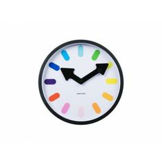 Clock Pictogram
