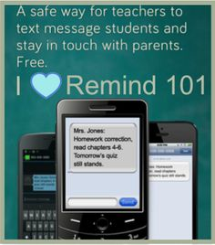 The Awesome @Remind101 just Got Easier for Parents and Students with Join Pages!