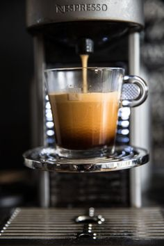 Delicious freshly made #coffee
