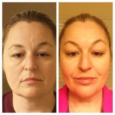 Another friend who shared her story at our NERIUM Market Party.  NERIUM AD has made a difference in her that is quite visible.  Now using the NERIUM FIRM, she is seeing noticeable results over her entire body.