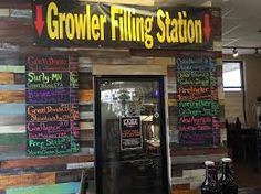 growler filling station - Google Search