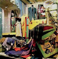 Boutique RENOMA. Disseny d'interiors: Joaquín Gallardo. Fotografia: revista TRIUNFO
