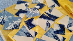 """I added """"Crafty Sewing & Quilting: Daisy Star Block"""" to an #inlinkz linkup!http://marciascraftysewing.blogspot.com/2014/06/a-star-panel-with-my-daisy-fabrics.html"""