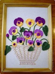 Crochet Baby Poncho, Crochet Beanie Pattern, Form Crochet, Granny Square Crochet Pattern, Crochet Bunny, Crochet Motif, Crochet Doilies, Crochet Flower Tutorial, Crochet Flower Patterns