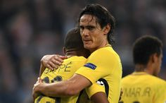 SEVENTH HEAVEN! CAVANI JOINS RONALDO AND VAN NISTELROOY IN ELITE CHAMPIONS LEAGUE CLUB  www.18onlinegame.com