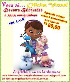 Curso virtual Doutora Brinquedos R$ 80,00