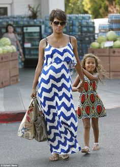 Halle Berry Goes To Court To Keep Her Ex from Lightening and Straightening Their Daughter's Natural Hair