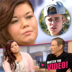 Former 'Teen Mom' Star Amber Portwood Slams Justin Bieber's Behavior: 'It's About Publicity & It's About Money. That's All It Is' | Radar Online