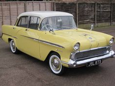 1958 VAUXHALL VICTOR F-TYPE SERIES 1 For Sale
