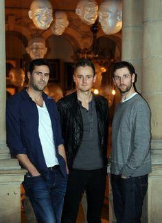 Tim, Tom, & Richard <3