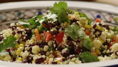 Black Bean and Couscous Salad Allrecipes.com