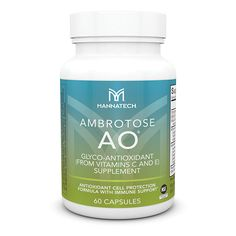 The Ambrotose AO capsules can help you get the antioxidant support you need. Wellness Fitness, Health And Wellness, Food Technology, Gold Mine, Food Nutrition, Stem Cells, Real Food Recipes, Stress, Healing