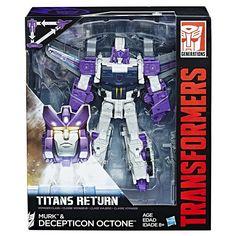 Hasbro TRANSFORMERS Kickback loosed  no box TITANS RETURN