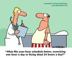 Cartoons About Aerobic Fitness and Cardio Exercise by Randy Glasbergen. For permission to use my Cartoons About Cardio Fitness and Aerobic Exercise in Juice Plus, Get Healthy, Healthy Food, Healthy Recipes, Healthy Junk, Healthy Brain, Bariatric Recipes, Keeping Healthy, Healthy Beauty