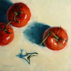 Missing Tomato, by Michael Naples