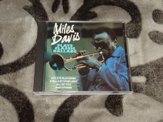 *25-CENT CD* Plays Classic Ballads by Miles Davis (CD, 1990, Sony Music) #Trumpet