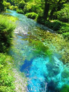 Syri i kaltër (Blue Eye) - Saranda, Albania