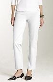 LOVE these, wish for more colors - refined cotton stretch pants from J.Jill