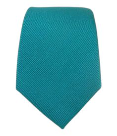 GrosGrain Solid - Green Teal (Skinny) | Ties, Bow Ties, and Pocket Squares | The Tie Bar