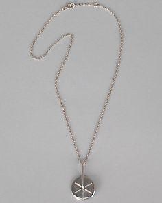 Hermes Laser PM Necklace