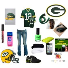 Green Bay Packers baby!!