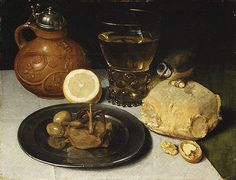 Georg Flegel(German)-Still Life-16th c