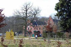 Malen in der Schlossgärtnerei und dem Schlosspark Wiligrad   Marstall im Schlosspark Wiligrad (c) Frank Koebsch (1)