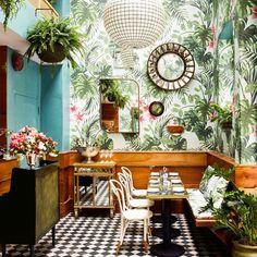 Leo's Oyster Bar - The Best Design-Savvy Bars On Insta - Photos